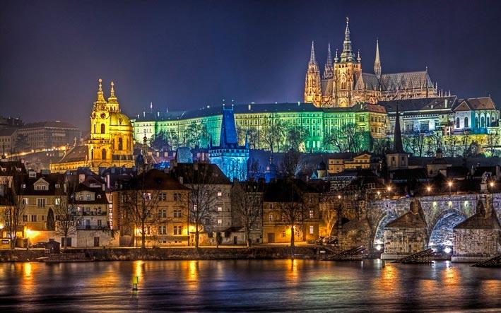 Пражский Град Прага