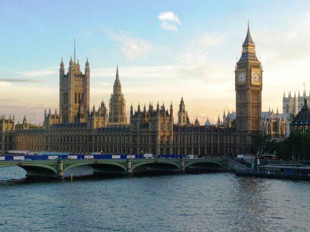 Аудиогид и путеводитель по Лондону на русском языке
