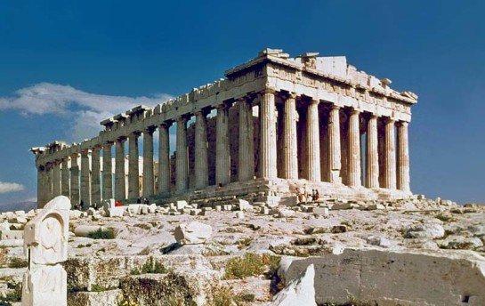 Афины. Дорога в мир древней цивилизации