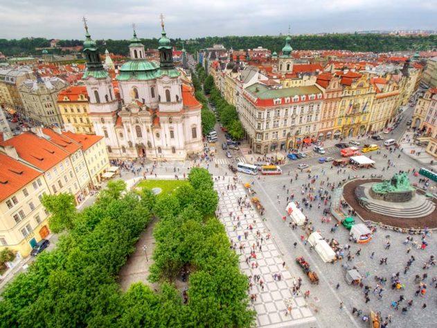 Путеводитель по Праге на русском языке