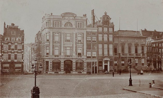 Амстердам музей мадам Тюссо