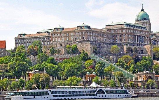 Будапешт. Прошлое и настоящее Будайского холма
