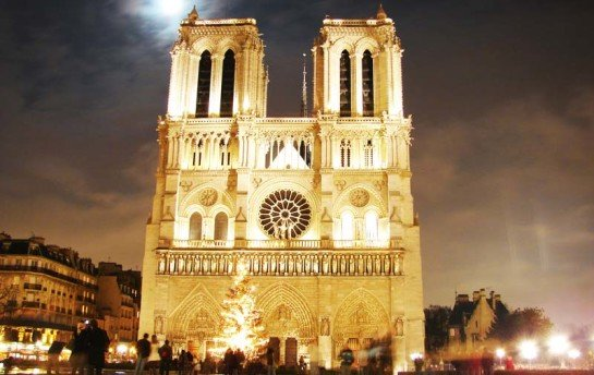Париж… Из самого сердца