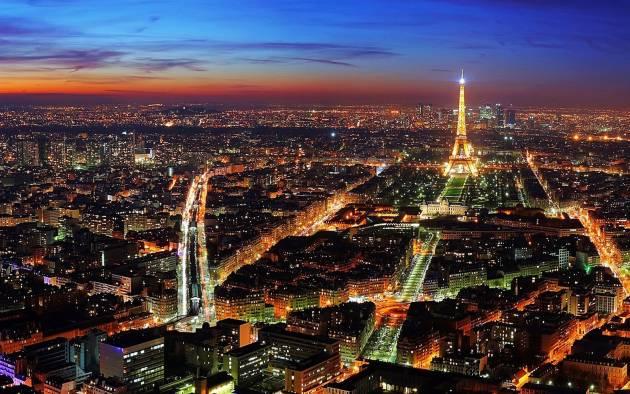 Русский гид в Париже