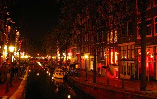 Амстердам. История, религия и пороки Голландии