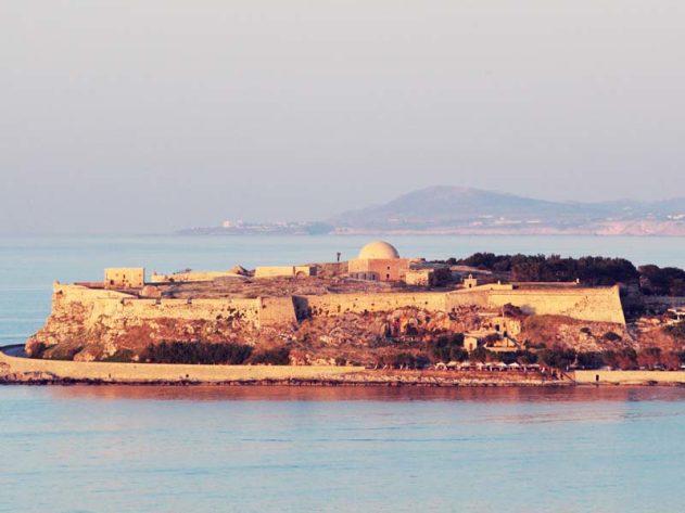 Аудиогид и путеводитель по Криту - город Ретимно
