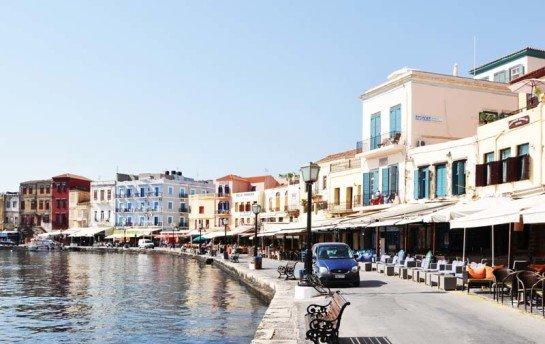 В окружении венецианских стен — город Ханья — остров Крит