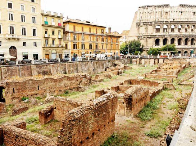 Аудиогид и путеводитель по Риму на русском языке