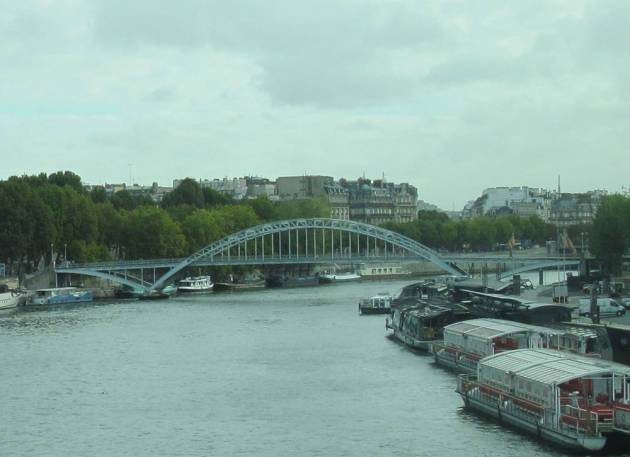 Сена — река в Париже