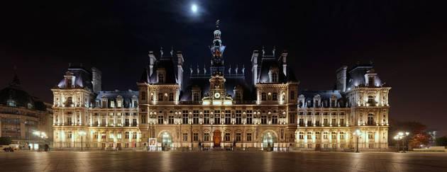 Мэрия Парижа