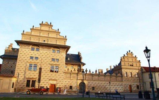 Прага. Архитектурные жемчужины барокко.