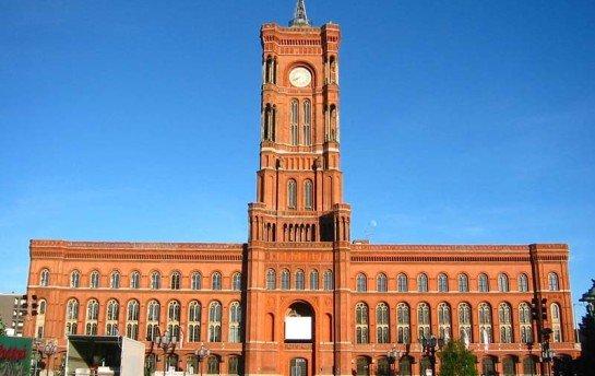 Берлин. Наследие Германской империи