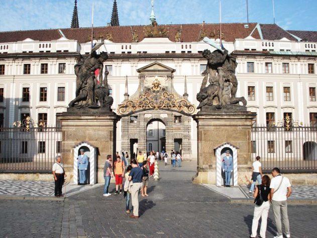 Пражский Град Чехия