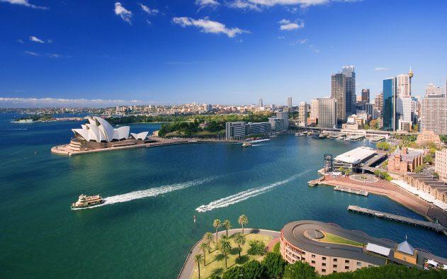 Какой климат в Австралии