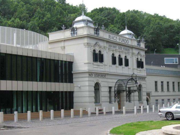 Купальня Рац в Будапеште