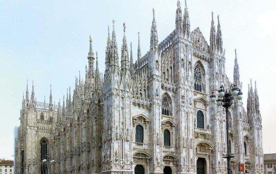 Милан. Вековое наследие и современность
