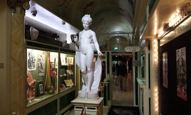 Музей секса в Амстердаме