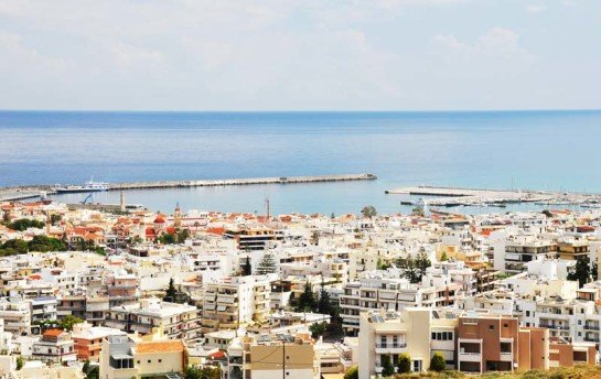 Мозаика Ретимно, сложенная из эпох — остров Крит