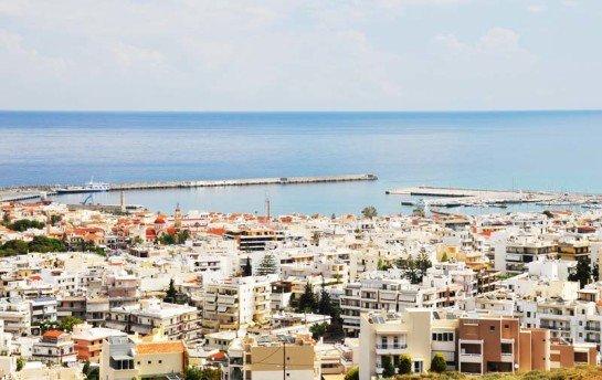 «YARVITTO» - Аудиогид и путеводитель по Криту - город Ретимно