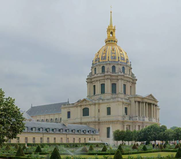 Дом Инвалидов Париж