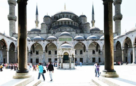 Туристическая Мекка Стамбула