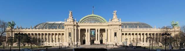 Большой дворец в Париже