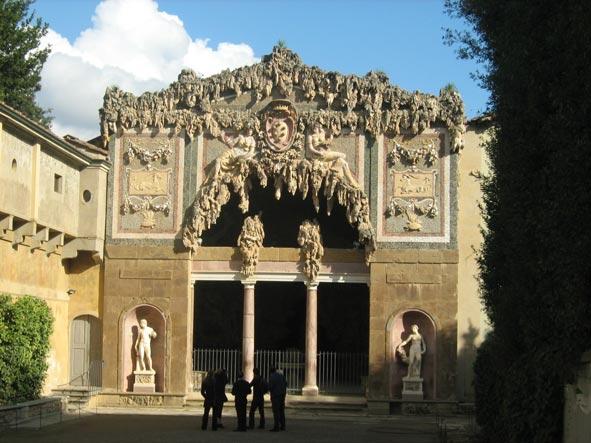7 Palazzo Pitti Sadi Boboli 21 1 Путеводитель по Флоренции