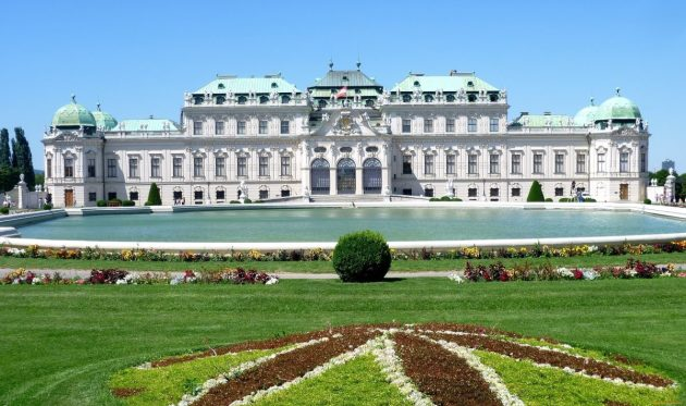Экскурсии в Вене