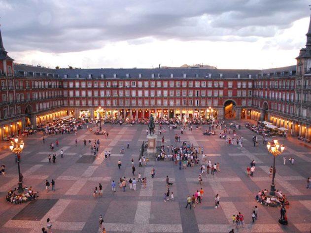 Аудиогид и путеводитель по Мадриду на русском языке