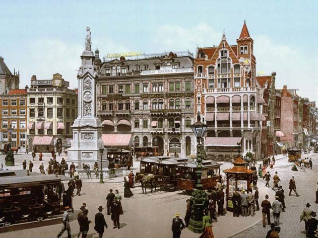 Аудиогид и путеводитель по Амстердаму на русском языке