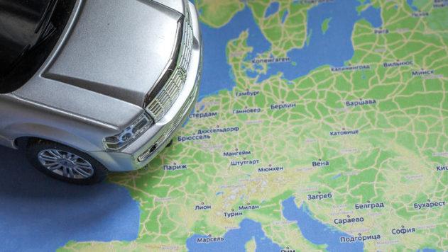 Как уехать за границу на своем автомобиле?