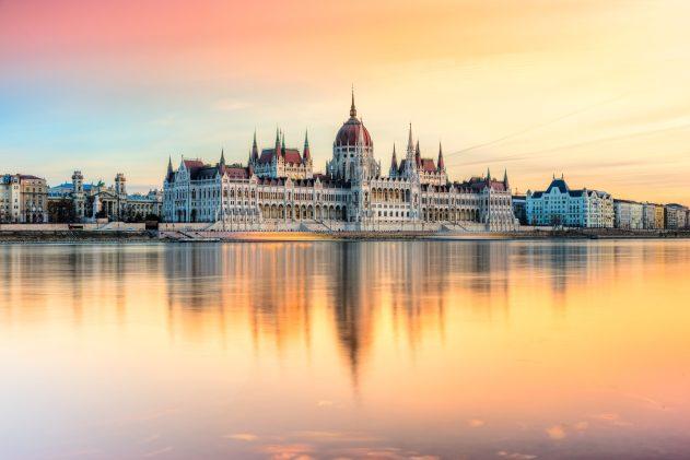 Как провести два дня в Будапеште?! Часть 1
