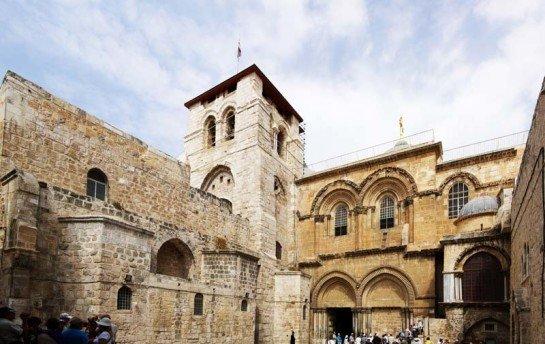Иерусалим. Прогулка по Христианскому кварталу