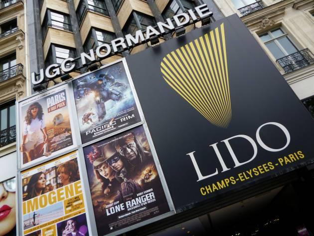 Лидо в Париже