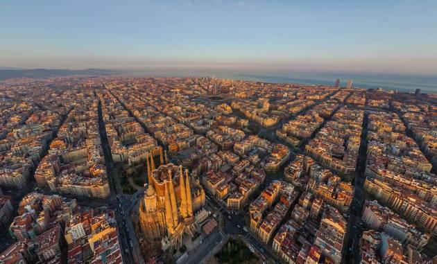 Расстояние Коста Брава Барселона