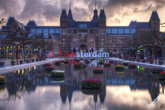 Достопримечательности Амстердама
