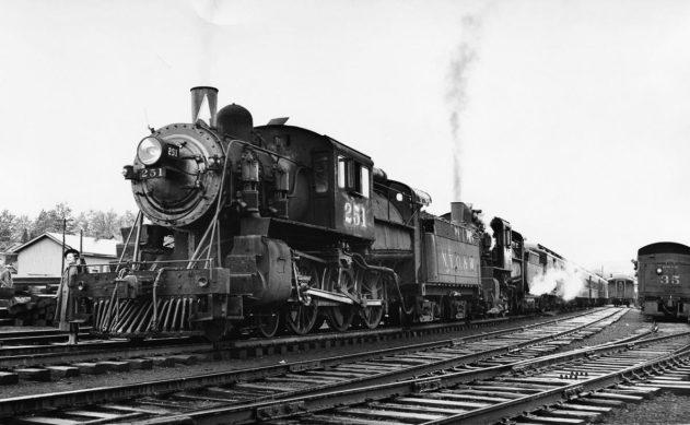 Загадочный призрачный поезд из Италии
