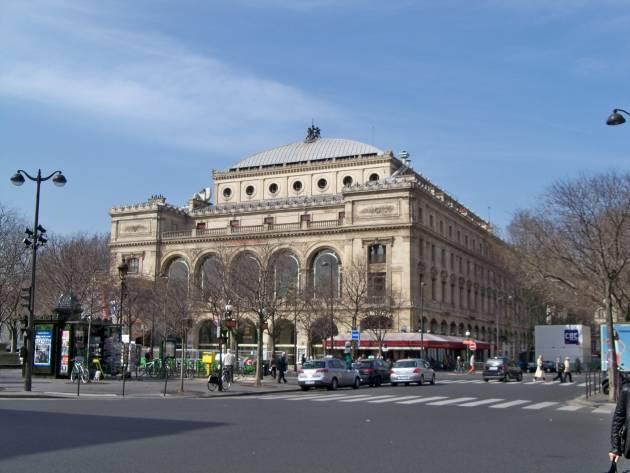 Площадь Шатле