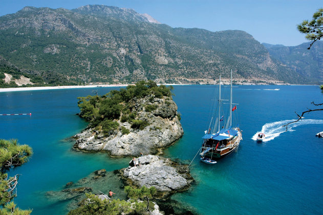 World___Turkey_Spring_holiday_in_Fethiye__Turkey_061087_