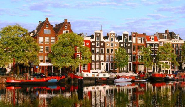Нужна ли виза в Амстердам