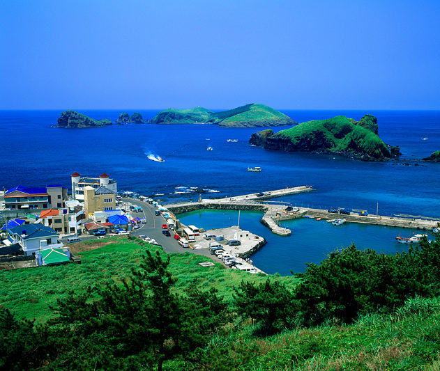 Остров Чеджу, Корея