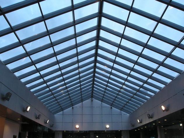 Зенитные окна от компании «Будсервис»
