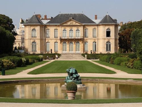 музей великого скульптора Огюста Родена