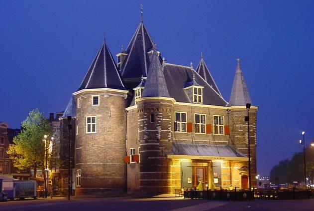 Городская весовая или Весовая палата Амстердама