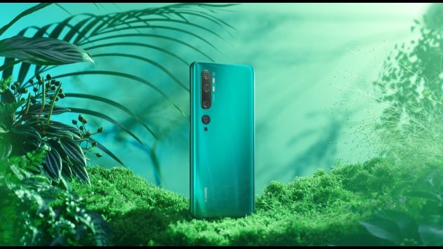 Обзор Хiaomi Mi 10 8/128Gb Coral Green