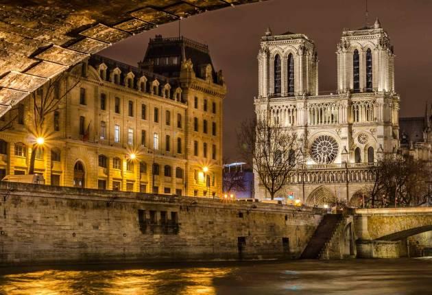 Куда сходить в Париже