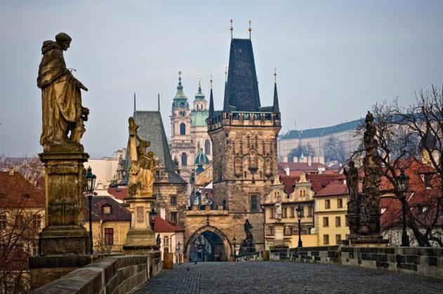 Основные достопримечательности Чехии