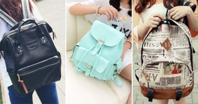 Молодежные сумки и рюкзаки. Их особенности