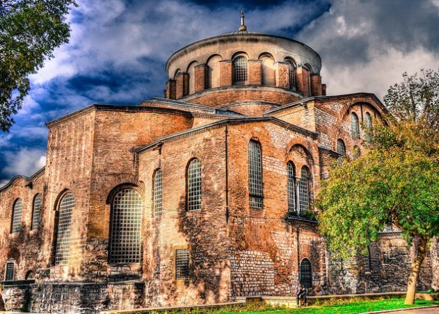 Айя-Ирина или храм Святой Ирины