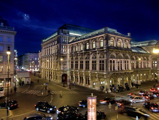 Гид по Вене на русском языке